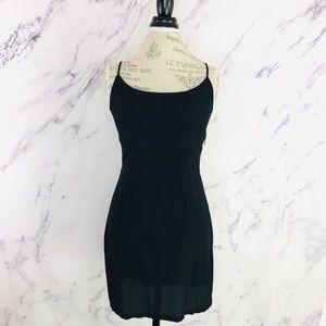 Revolve x NBD Black Lauren Bodycon Dress Sz M